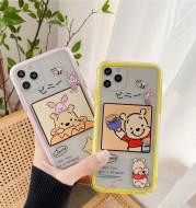 Creative Border Protective Shell Cute Cartoon Mobile Phone Case applicable