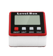 Inclination Box, Inclinometer, Electronic Level, Angle Ruler, Measuring Inclination Angle With Backlight