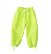 Childrens Pants Boys Spring and Autumn Loose Wide-Leg PantsGirlsTrousersKorean Style Sports PantsLarge Childrens Casual PantsG