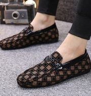 Shoes Casual Slip On Shoes Men Driving Shoes Fashion