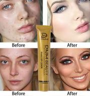 Dnm14 Color Small Golden Tube Concealer Liquid Foundation Cream Skin Tattoo Acne Marks Evpct