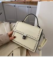 Small Bag Female European And American Fashion Lacquer Bright Face