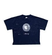 Xiaojiejia Boys Short Sleeve T-shirt 2020 New Baby Tops Summer Korean Cartoon Print Girls Trendy Clothing