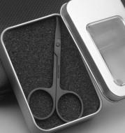 Men's Nose Hair Cut  Stainless Steel Small Scissors Cut