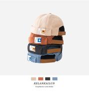 Women's Simple Labeling Landlord Hat