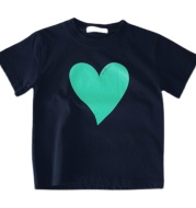 Boy's New Summer Short-Sleeved T-Shirt, Handsome Baby, Korean Style, Pure Cotton