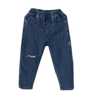 Xiaojiejia Boys' Pants Autumn Children's Jeans Korean Style Trendy Children's Pants 2020 New Trend