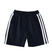 Boy's Cotton Shorts Small And Medium-sized Children's Bar Hitting Color Simple 5-point Pants