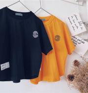Baby Short Sleeve T-Shirt Boy Half Sleeve Baby Base Shirt Summer