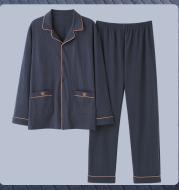 Antarctic Men Pyjamas Men Spring And Winter Long Sleeves