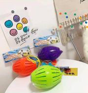 Children's Double Pull Ball Sports Toy La La Ball