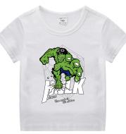 Hulk Children s Summer Children s Short Sleeves