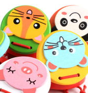 Puzzle Early Education 3-7 Years Old Cartoon Orff Children's Musical Instruments Music Toys