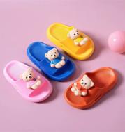 Home Cute Non-Slip Soft Children's Slippers
