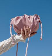 Cloud One Shoulder Messenger Bag