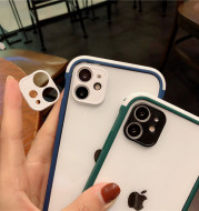 Color Matching Mobile Phone Case With Lens Removed