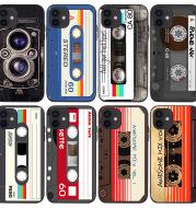 Creative XR Camera Tape Audio Cassette Phone Case