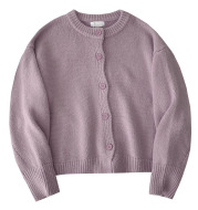Retro Sweater Japanese Women's Loose Cardigan