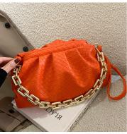 Simple Chain Messenger Armpit Shoulder Bag Women