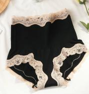 Japanese Lace Graphene Bottom Crotch Court Shorts