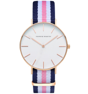 Two-pin Fashion Men's Brand Luxury Watch