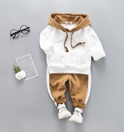 Foreign Trade Children's Clothing Leisure Sports Two-Piece Suit