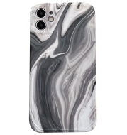 Wind Simple Black And White Ink Phone Case