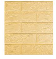 3d Three-dimensional Brick Pattern Wall Sticker Wall Decoration Wallpaper XPE Foam Self-adhesive
