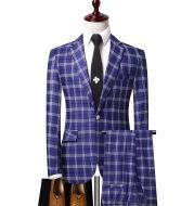 Two-piece Banquet Performance Dress Suit