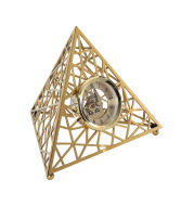 Activities Promotion Stainless Steel Triangle Pyramid