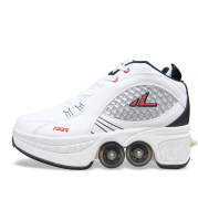 Breathable Childrens Heelys Single And Double Roller Skates