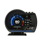 Head-up Display Gps High-definition Speed Water Temperature Turbine Monitoring