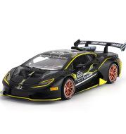 Lamborghini Alloy Sports Car Metal Accessories Toy Night Market Scenic Spot