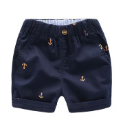 European And American Boys' Cotton Printed Shorts Five-point Pants Casual Pants