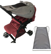 High View Stroller Awning