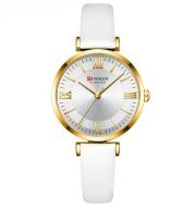 Ladies Quartz Women's Watch Belt Casual