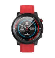 Smart Watch 360 Resolution LED Outdoor Light IP68 Waterproof Custom Dial