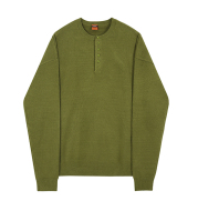 V-neck Sweater Men's Loose Knit Sweater Top