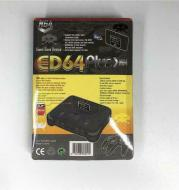 Flash Card Universal Card ED64Plus for U.S., Japan, Hong Kong and Europe