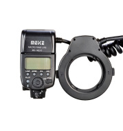 Meike MK-14EXT Ring Macro Flash Auto Metering TTL for Canon 5D4 SLR