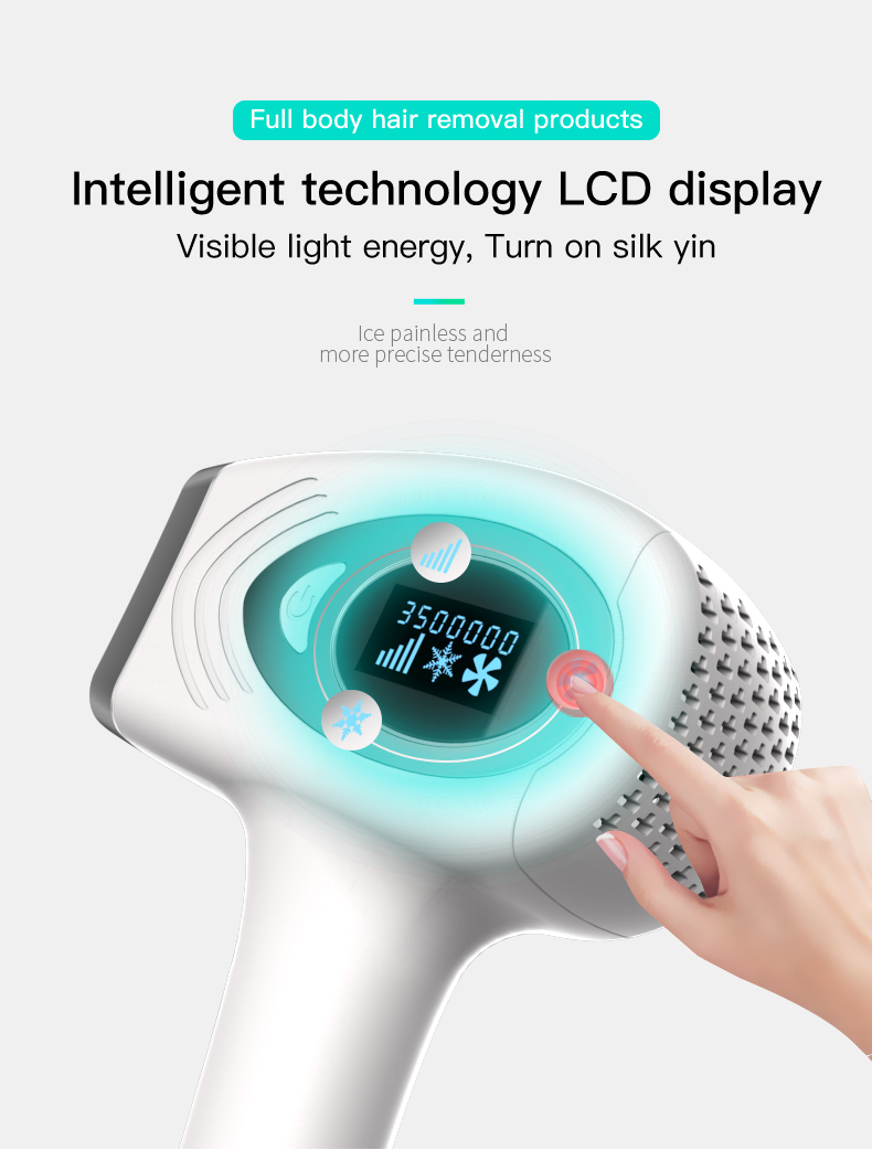 Professional Laser Hair Epilator