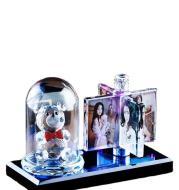 Personalized Crystal Photo Frame Custom Photo Album