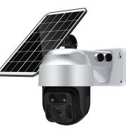 Solar Powered Wireless WiFi Surveillance Camera