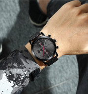 Men's Watch Casual Business Fashion Personality Watch Men's Watch Student