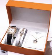 Wrist Watch Set 2020 Foreign Trade Watches Women New Necklace Bracelets Wristwatches Women