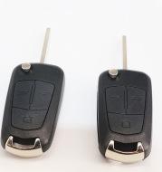 Car Remote Control Key Folding Shell