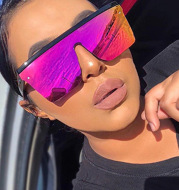 Sunglasses Men And Women Retro Rice Nail Sunglasses