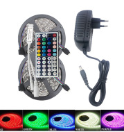 Led Lamp With 5050 Non-Waterproof 10M Combo Set With 3a Adapter Led Controller
