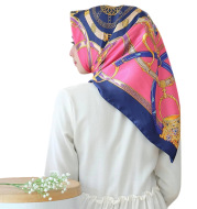 Fashion Simulation Silk Scarf Activity Gift Scarf