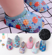 New Baby Girls First Step Shoes Baby Spring Summer Mesh Baby Shoes